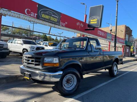 1995 Ford F-250 for sale at Manny Trucks in Chicago IL