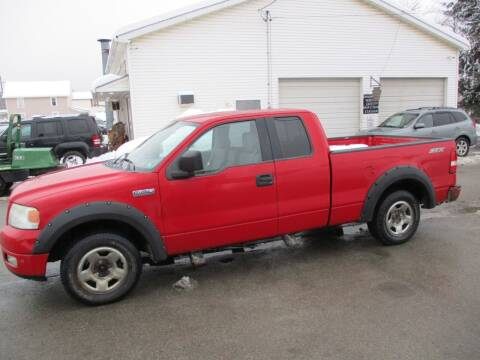2005 Ford F-150 for sale at ROUTE 119 AUTO SALES & SVC in Homer City PA