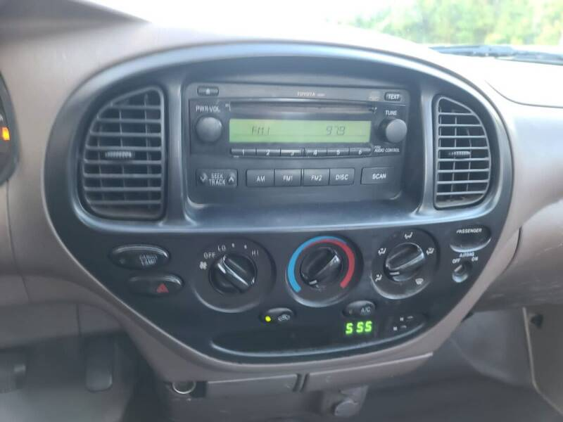 2003 Toyota Tundra 2dr Standard Cab Rwd LB - Houston TX