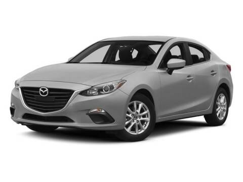 2015 Mazda MAZDA3 for sale at Auto Finance of Raleigh in Raleigh NC
