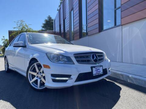 2013 Mercedes-Benz C-Class for sale at DAILY DEALS AUTO SALES in Seattle WA