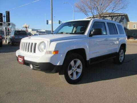 2011 Jeep Patriot for sale at SCHULTZ MOTORS in Fairmont MN