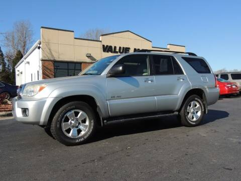 2008 Toyota 4Runner for sale at ValueMax Used Cars in Greenville NC