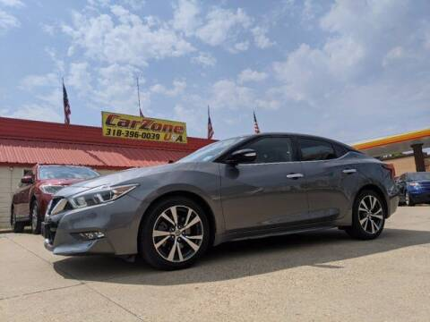 2016 Nissan Maxima for sale at CarZoneUSA in West Monroe LA