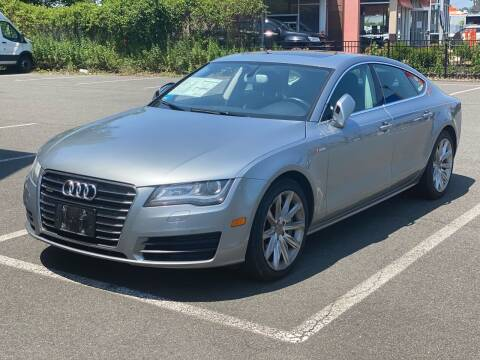 2012 Audi A7 for sale at MAGIC AUTO SALES in Little Ferry NJ