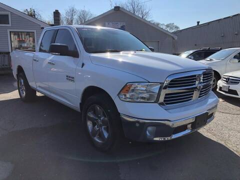 2017 RAM Ram Pickup 1500 for sale at Top Line Import in Haverhill MA