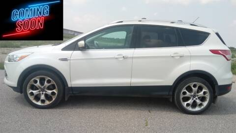 2013 Ford Escape for sale at Northpointe Motors in Kalkaska MI