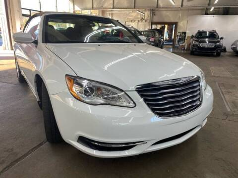 2011 Chrysler 200 Convertible for sale at John Warne Motors in Canonsburg PA