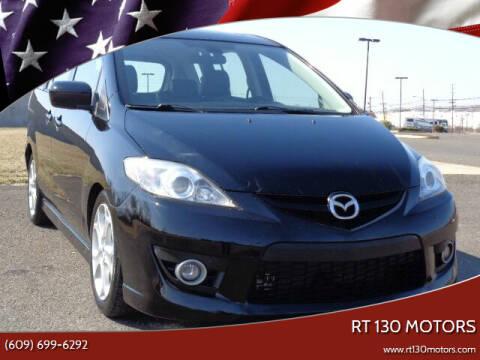 2010 Mazda MAZDA5 for sale at RT 130 Motors in Burlington NJ
