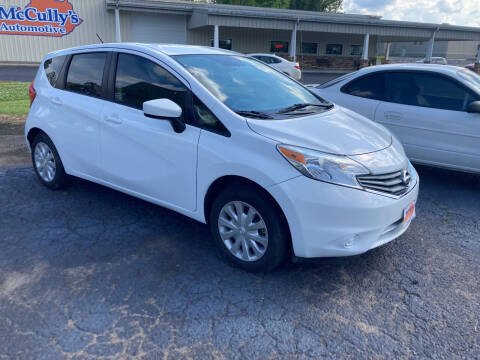 2015 Nissan Versa Note for sale at McCully's Automotive - Under $10,000 in Benton KY
