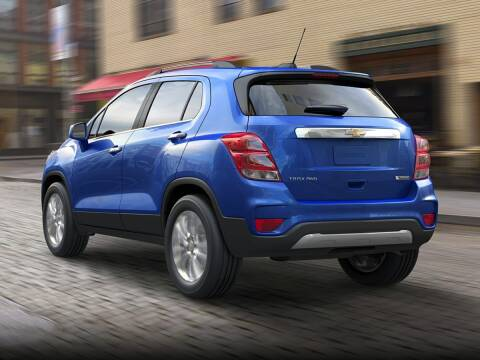2020 Chevrolet Trax for sale at Gross Motors of Marshfield in Marshfield WI
