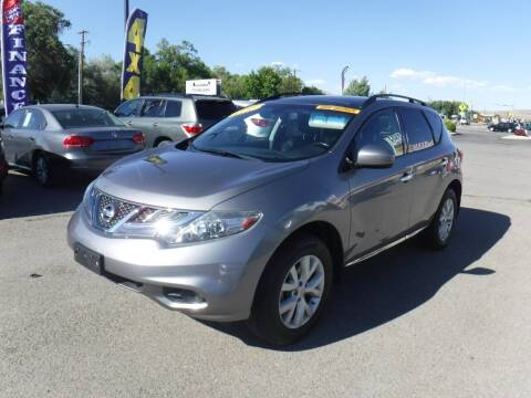 2011 Nissan Murano for sale at Budget Auto Sales in Carson City NV