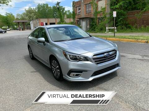 2018 Subaru Legacy for sale at Eastclusive Motors LLC in Hasbrouck Heights NJ