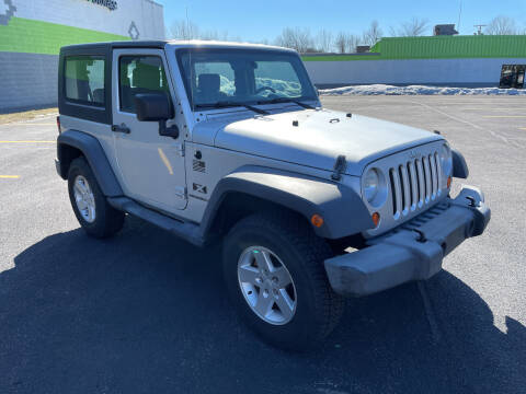 2007 Jeep Wrangler for sale at South Shore Auto Mall in Whitman MA