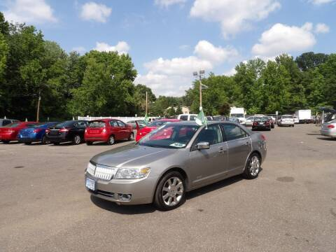 2008 Lincoln MKZ for sale at United Auto Land in Woodbury NJ