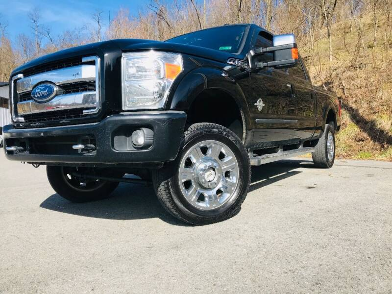 2012 Ford F-250 Super Duty for sale at Bailey's Pre-Owned Autos in Anmoore WV