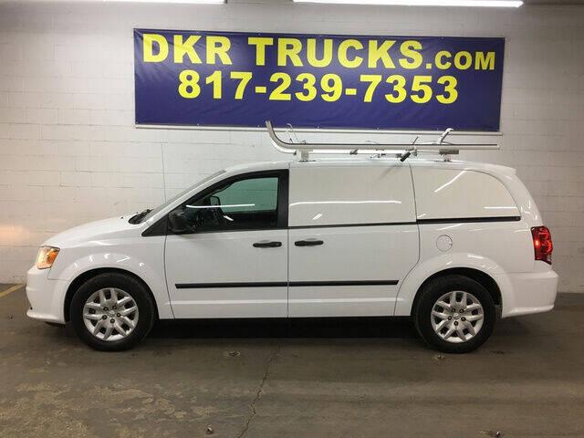 2015 RAM C/V for sale at DKR Trucks in Arlington TX