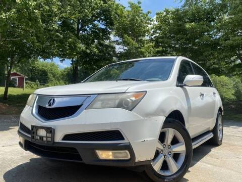 2011 Acura MDX for sale at Global Pre-Owned in Fayetteville GA
