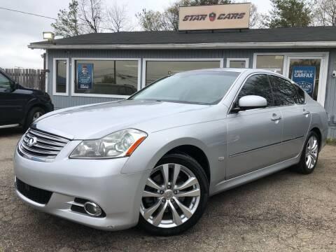 2008 Infiniti M35 for sale at Star Cars LLC in Glen Burnie MD