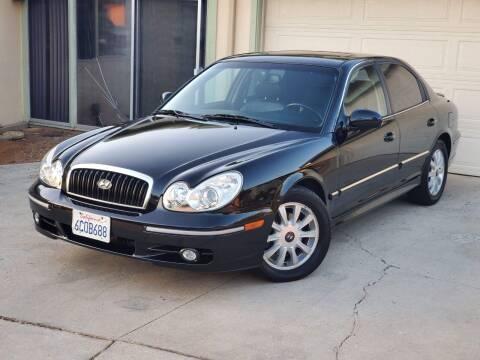 2005 Hyundai Sonata for sale at Gold Coast Motors in Lemon Grove CA