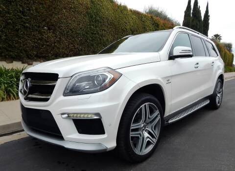2014 Mercedes-Benz GL-Class for sale at Milpas Motors Auto Gallery in Ventura CA