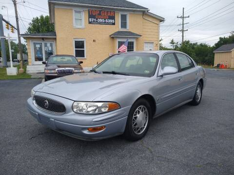 2004 Buick LeSabre for sale at Top Gear Motors in Winchester VA
