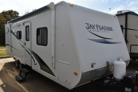 2012 Jayco Jay Feather 254RB for sale at Buy Here Pay Here RV in Burleson TX