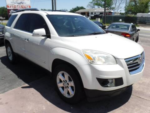 2008 Saturn Outlook for sale at LEGACY MOTORS INC in New Port Richey FL