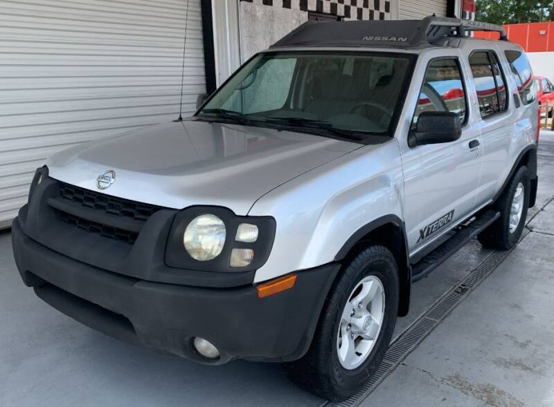 2004 Nissan Xterra for sale at Tiny Mite Auto Sales in Ocean Springs MS