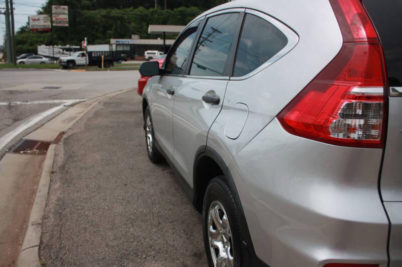 2015 Honda CR-V for sale at Auto Villa in Danville VA