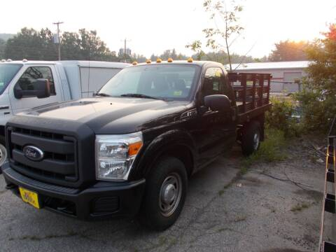 2012 Ford F-250 Super Duty for sale at Manchester Motorsports in Goffstown NH