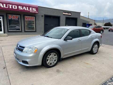 2011 Dodge Avenger for sale at Auto Image Auto Sales in Pocatello ID