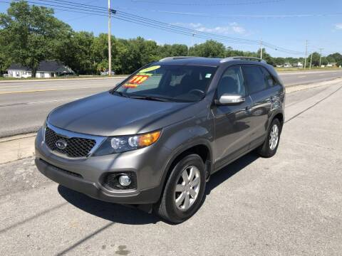 2011 Kia Sorento for sale at Nextgen Auto Inc in Smithville TN