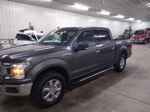 2019 Ford F-150 for sale at Willrodt Ford Inc. in Chamberlain SD