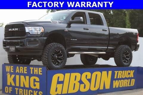 2020 RAM Ram Pickup 2500 for sale at Gibson Truck World in Sanford FL