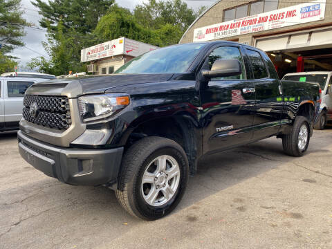 2019 Toyota Tundra for sale at Drive Deleon in Yonkers NY