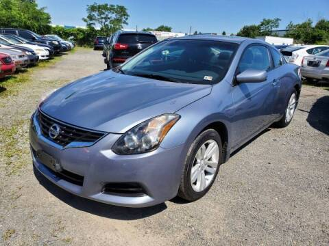 2012 Nissan Altima for sale at M & M Auto Brokers in Chantilly VA
