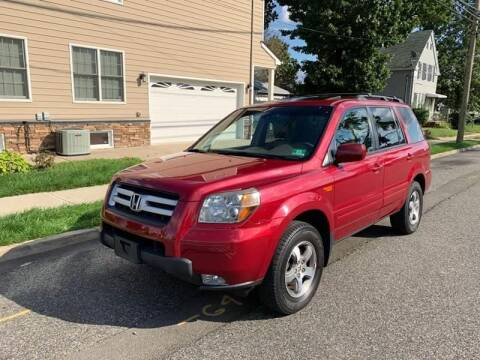 2006 Honda Pilot for sale at Jordan Auto Group in Paterson NJ