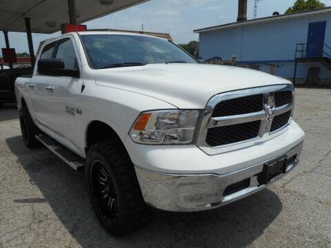 2017 RAM Ram Pickup 1500 for sale at River City Auto Center LLC in Chester IL