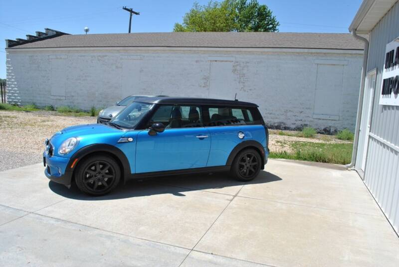 2010 MINI Cooper Clubman for sale at Mladens Imports in Perry KS