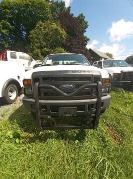 2007 Ford F-250 Super Duty for sale at A Better Deal in Port Murray NJ