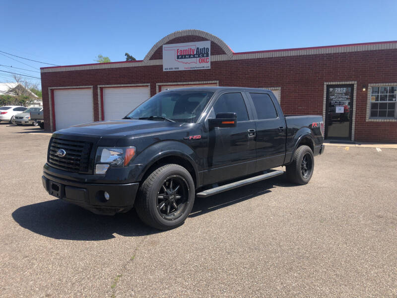 2012 Ford F-150 for sale at Family Auto Finance OKC LLC in Oklahoma City OK