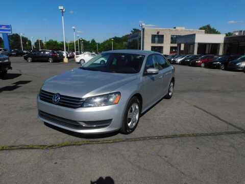 2014 Volkswagen Passat for sale at Paniagua Auto Mall in Dalton GA