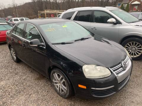 2006 Volkswagen Jetta for sale at Trocci's Auto Sales in West Pittsburg PA
