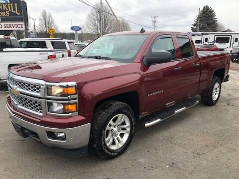 2014 Chevrolet Silverado 1500 for sale at BATTENKILL MOTORS in Greenwich NY