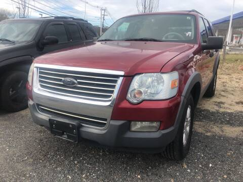 2006 Ford Explorer for sale at AUTO OUTLET in Taunton MA