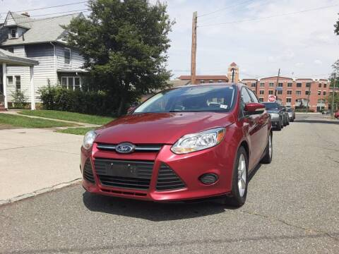 2013 Ford Focus for sale at Pinnacle Automotive Group in Roselle NJ