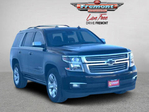 2015 Chevrolet Tahoe for sale at Rocky Mountain Commercial Trucks in Casper WY