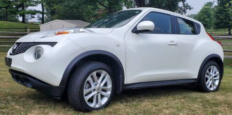 2013 Nissan JUKE for sale at Tower Motors in Taneytown MD