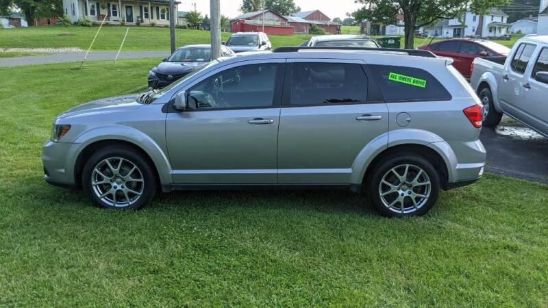 2016 Dodge Journey for sale at Kidron Kars INC in Orrville OH